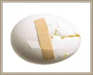 Retirement in America - Broken Eggs